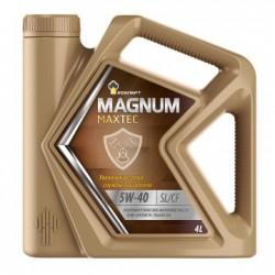 Масло Роснефть Magnum Maxtec 5W40 SL/CF (4л) п/с